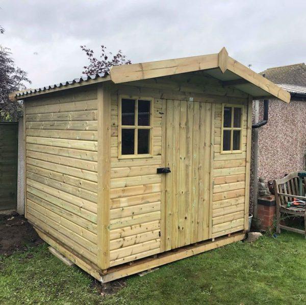 derwent cottage
