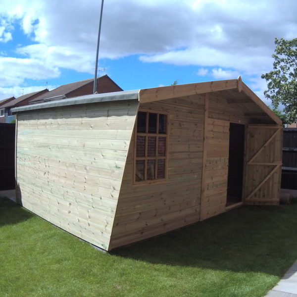 stainborough wing cabin