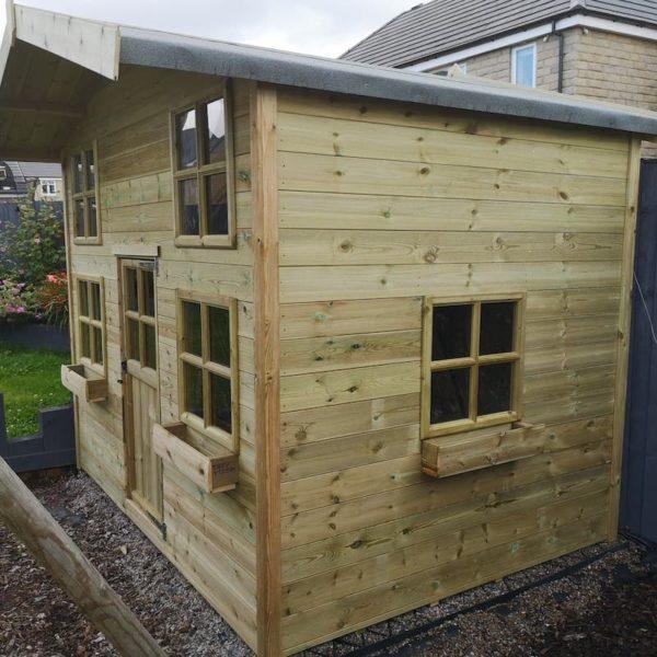 playhouse window box